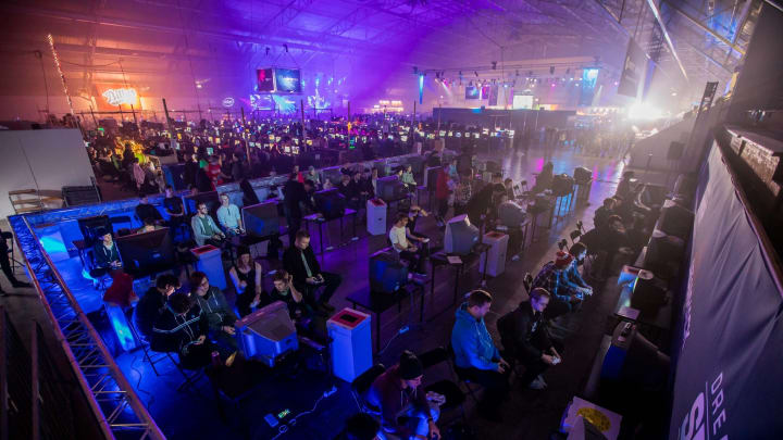 Photo by Stephanie Lindgren (Vexanie)/DreamHack