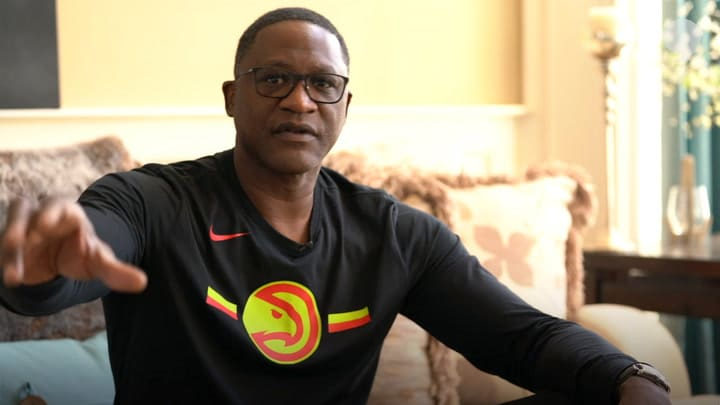 Dominique Wilkins | Playing Against the Greats