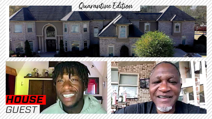 Dominique Wilkins' Southern Hospitality | Houseguest with Nate Robinson | The Players' Tribune