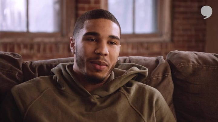 Draft Night | Jayson Tatum