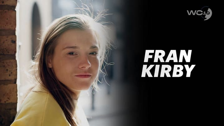 """I was crying. There was only one person that I wanted to share that moment with. And I knew I couldn't."" England's star Fran Kirby lost her mom without warning, at the age of 14. She tried to toughen up and be ok. But the grief caught up with her.  Today she shares an inspiring message about vulnerability. And about her mom Denise."