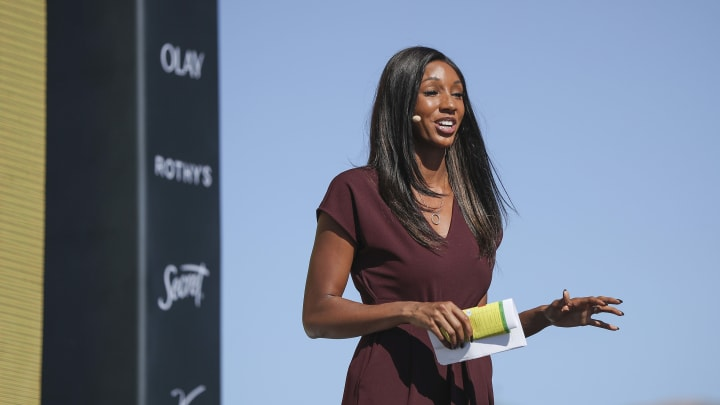 Chicago Radio Host Asks if ESPN's Maria Taylor is Dressed for the Adult Film Awards