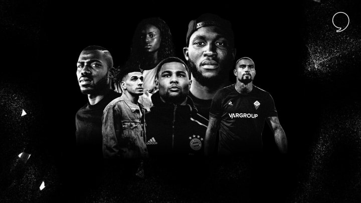 European footballers talk racism on and off the pitch | Not Born Racist | The Players' Tribune