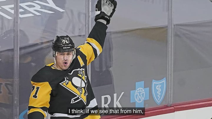 Evgeni Malkin Is The X Factor For The Penguins - Minus 3