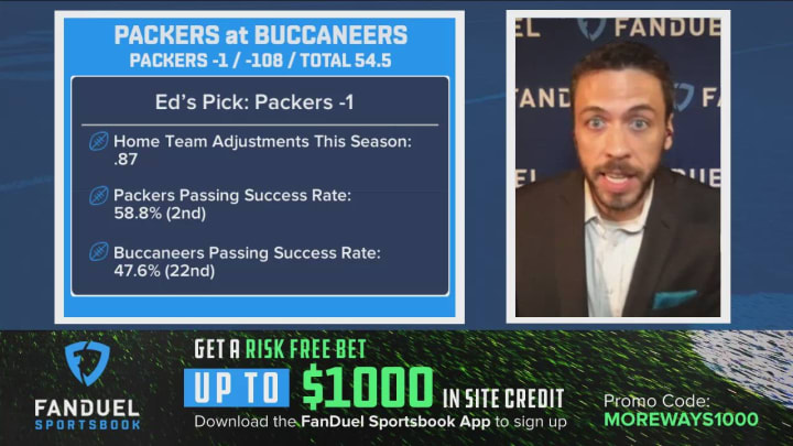 It feels like just yesterday that fans were preparing for Week One of the 2020 NFL season, but Week Six is already upon us and FanDuel's More Ways To Win team is breaking down all of the week's biggest games from both a betting and daily fantasy football perspective. FanDuel's JJ Zachariason gives his top daily fantasy sports plays of the week, and Dave Weaver, Ed Egros, Andrew Fillipponi and Lisa Kearney give out some of their favorite picks against the spread. Plus, the More Ways To Win team to break down the NFL teams most likely to be upset.