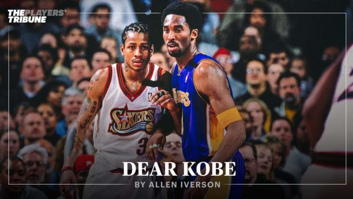 Dear Kobe | By Allen Iverson