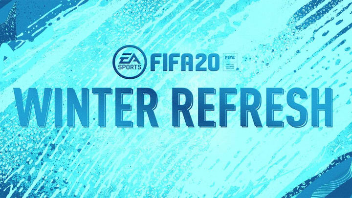 The FIFA 20 Winter Refresh updates stats and brings plenty of new cards to the game