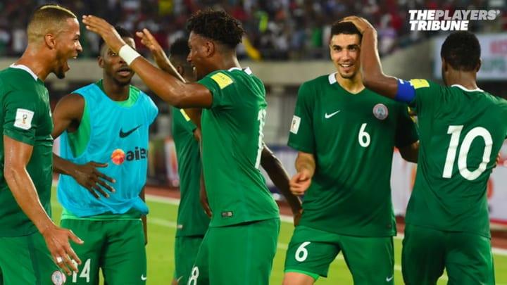Fight! Fight! Fight! Balogun on Nigeria's World Cup Dream