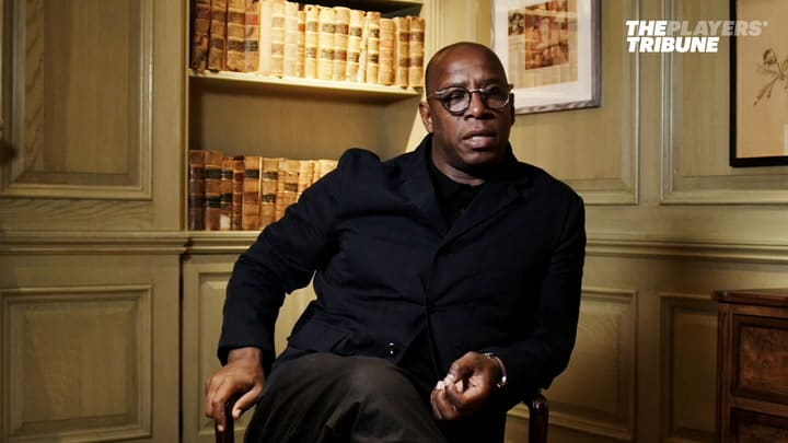 Football Came First | Ian Wright