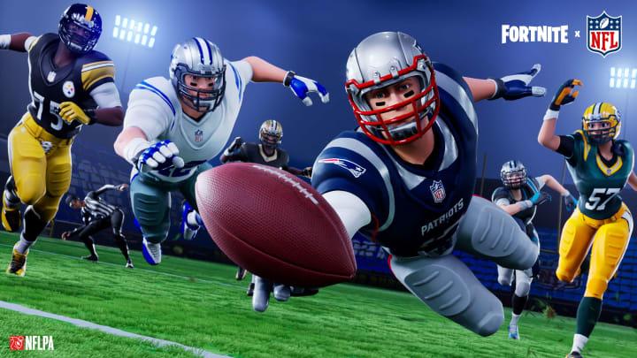 Fortnite NFL skins returned Thursday for a limited time