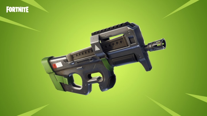 Compact SMG Fortnite was vaulted Wednesday in Fortnite Patch 9.01