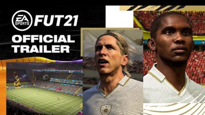 FUT 21   Official Trailer