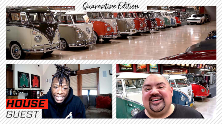 Gabriel Iglesias's Compound of Classics | Houseguest with Nate Robinson | The Players' Tribune