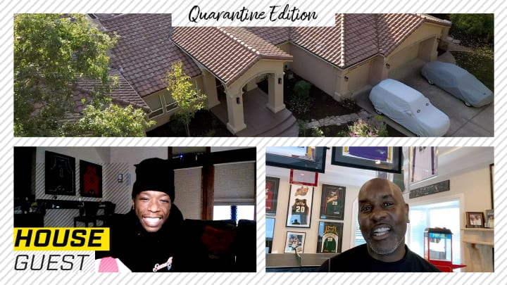 Gary Payton's Bay Area Getaway | Houseguest with Nate Robinson | The Players' Tribune
