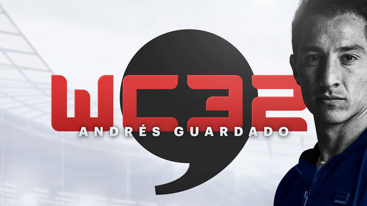 Guardado's Near Miss For Mexico