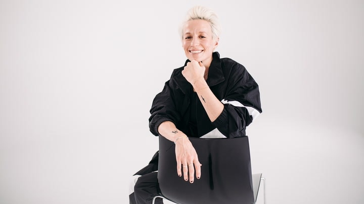 How I Changed the Money Conversation | Megan Rapinoe