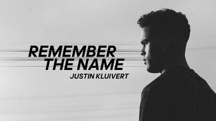 How Justin Kluivert Made It To AS Roma | Remember the Name | The Players' Tribune