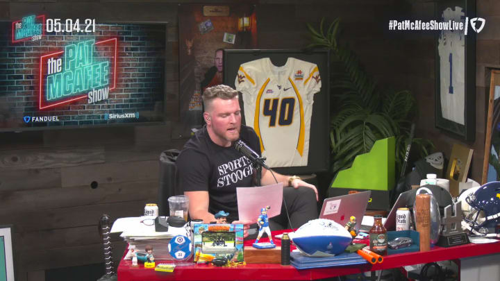 How Would the NFL Do as Its Own Country in the Olympics? – The Pat McAfee Show