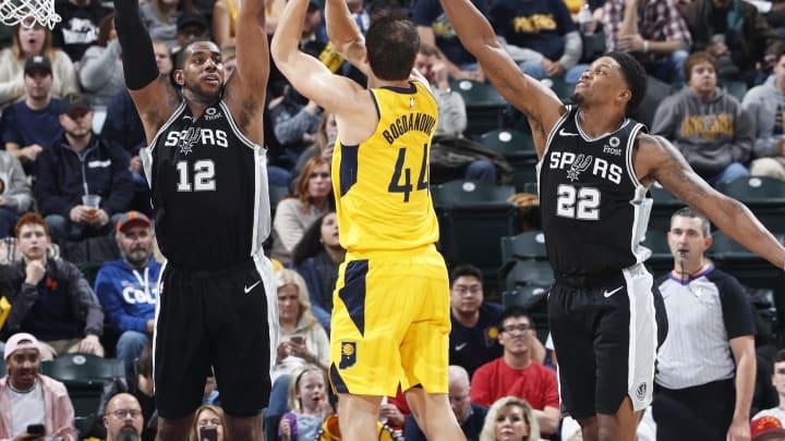 San Antonio Spurs (Photo by Joe Robbins/Getty Images)