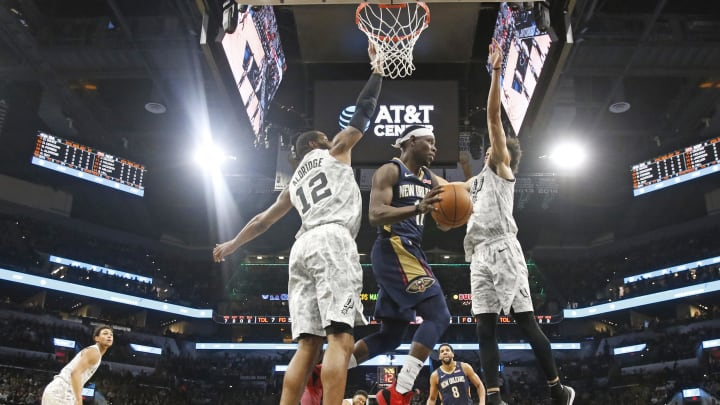 San Antonio Spurs (Photo by Ronald Cortes/Getty Images)
