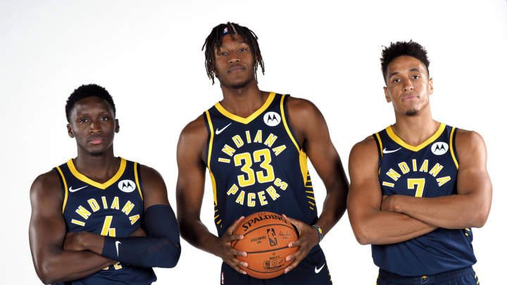 Indiana Pacers (Photo by Ron Hoskins/NBAE via Getty Images)