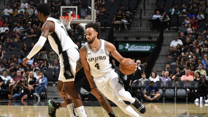 San Antonio Spurs (Photos by Logan Riely/NBAE via Getty Images)