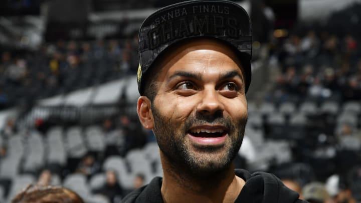 NBA Legend, Tony Parker. (Photos by Logan Riely/NBAE via Getty Images)