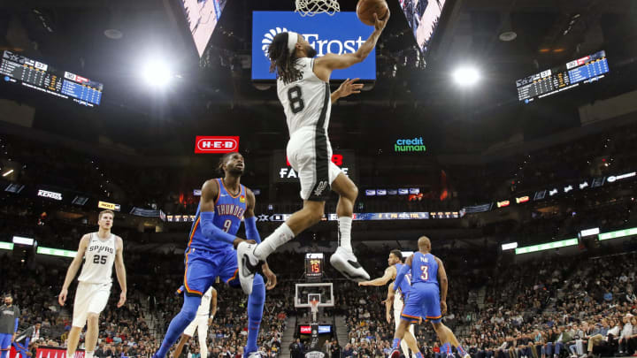 San Antonio Spurs Patty Mills (Photo by Ronald Cortes/Getty Images)