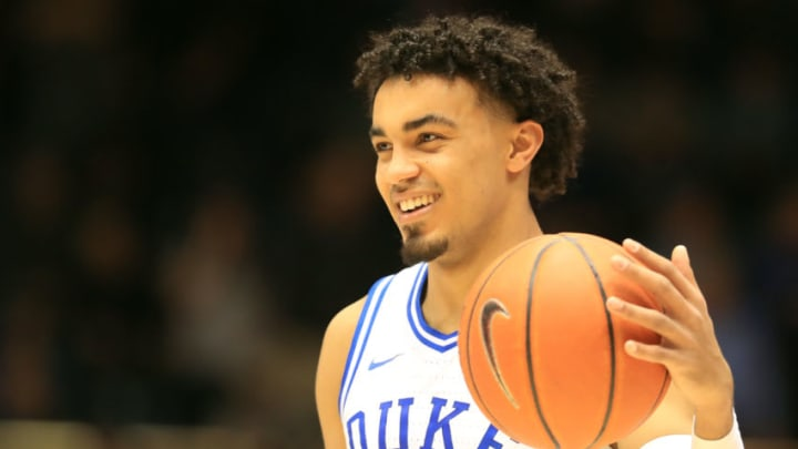 Tre Jones (Photo by Streeter Lecka/Getty Images)