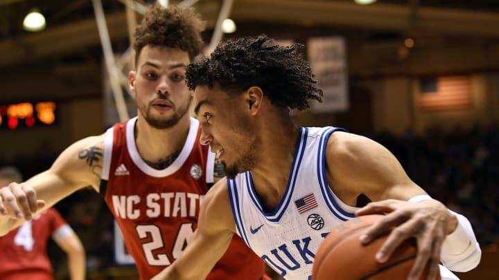 San Antonio Spurs rookie, Tre Jones (Photo by Grant Halverson/Getty Images)
