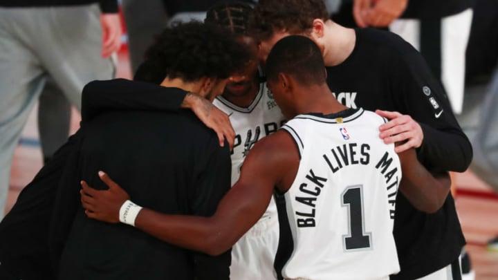 San Antonio Spurs (Photo by Kim Klement - Pool/Getty Images)