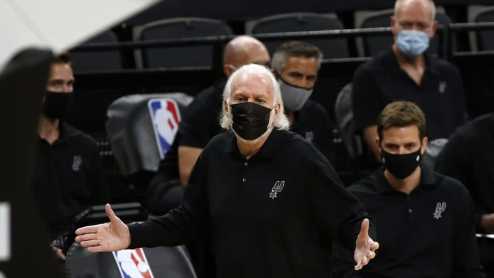 Gregg Popovich (Photo by Ronald Cortes/Getty Images)
