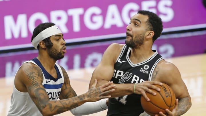 San Antonio Spurs Trey Lyles (Photo by Ronald Cortes/Getty Images)