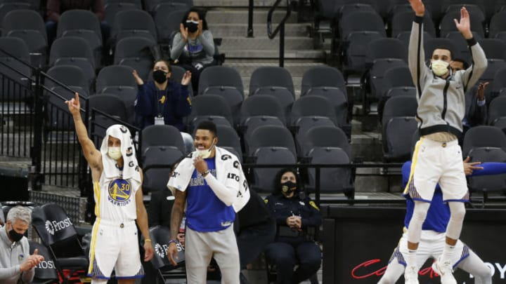 Golden State Warriors (Photo by Ronald Cortes/Getty Images)