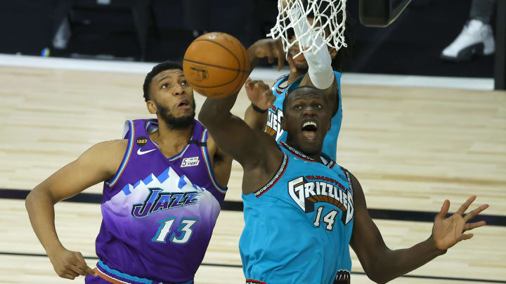 Gorgui Dieng (Photo by Kevin C. Cox/Getty Images)