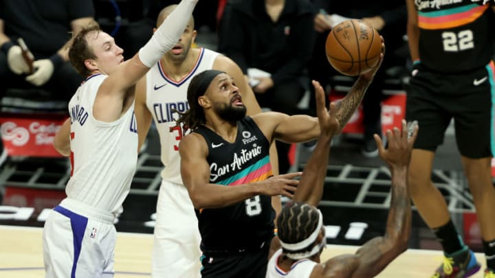 San Antonio Spurs Patty Mills (Photo by Sean M. Haffey/Getty Images)