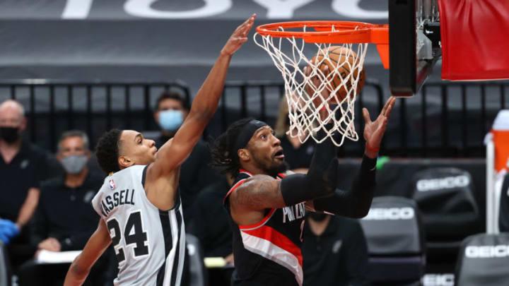 San Antonio Spurs Devin Vassell (Photo by Abbie Parr/Getty Images)