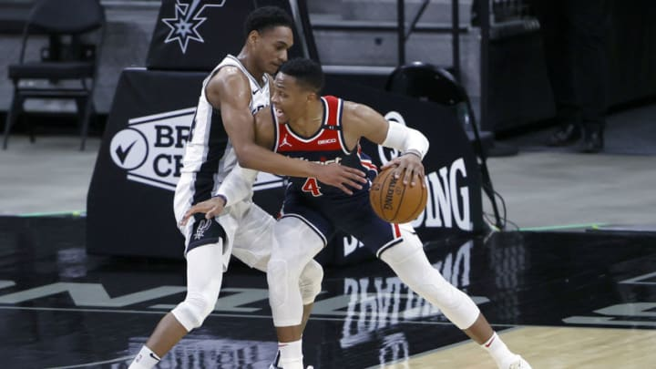 San Antonio Spurs Devin Vassell (Photo by Tom Pennington/Getty Images)