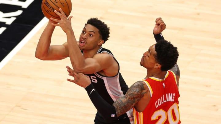 San Antonio Spurs Keldon Johnson (Photo by Kevin C. Cox/Getty Images)