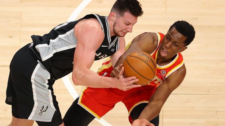 San Antonio Spurs Drew Eubanks (Photo by Kevin C. Cox/Getty Images)