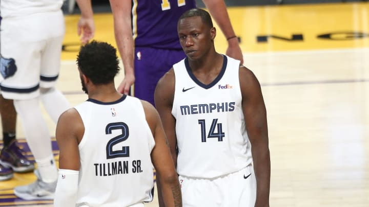 Gorgui Dieng (Photo by Meg Oliphant/Getty Images)
