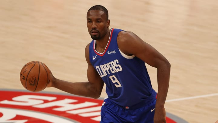 Serge Ibaka (Photo by Patrick Smith/Getty Images)