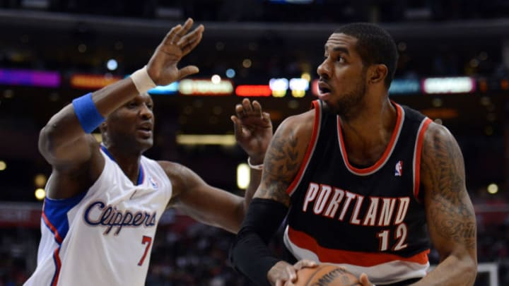 LaMarcus Aldridge (Photo by Harry How/Getty Images)