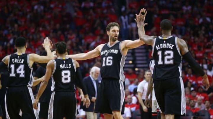 San Antonio Spurs, HOUSTON, TX – MAY 11: Pau Gasol