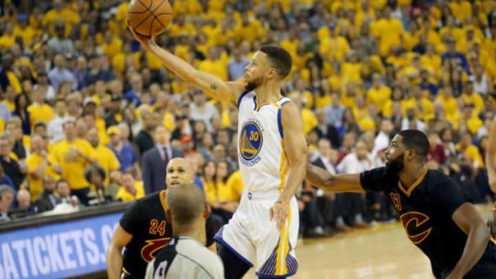 OAKLAND, CA – JUNE 12: Stephen Curry