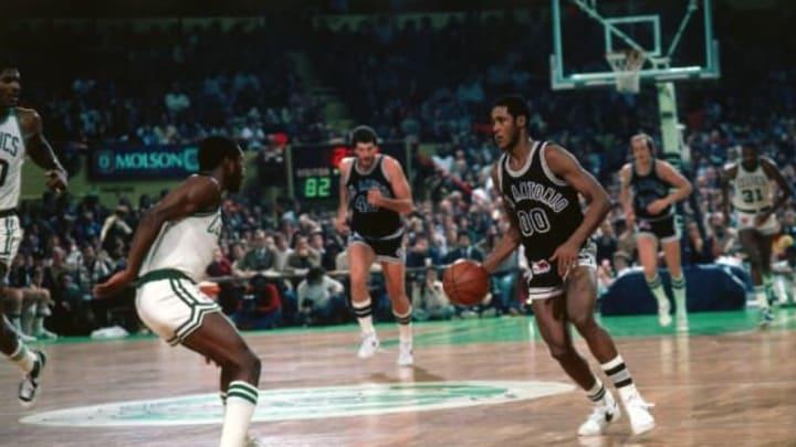 BOSTON – 1981: Johnny Moore