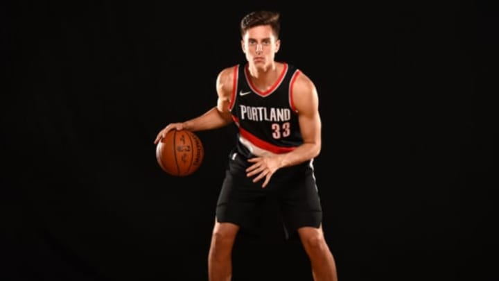TARRYTOWN, NY – AUGUST 11: Zach Collins