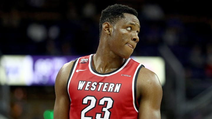 Charles Bassey (Photo by Abbie Parr/Getty Images)