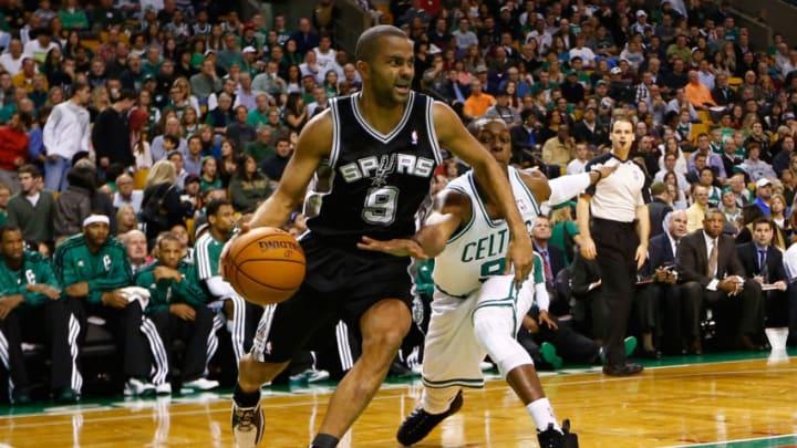 San Antonio Spurs Tony Parker (Photo by Jared Wickerham/Getty Images)