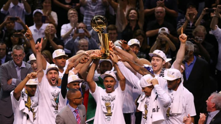 San Antonio Spurs (Photo by Chris Covatta/Getty Images)